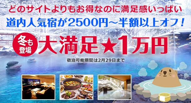 冬の大満足1万円